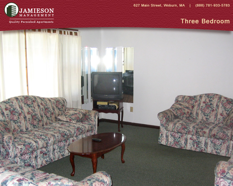 furnished apartments boston three bedroom apartment 29