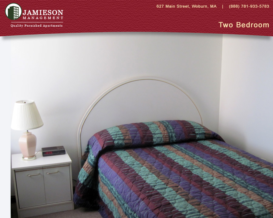 Furnished Apartments Boston | Two Bedroom Apartment | 48 ...