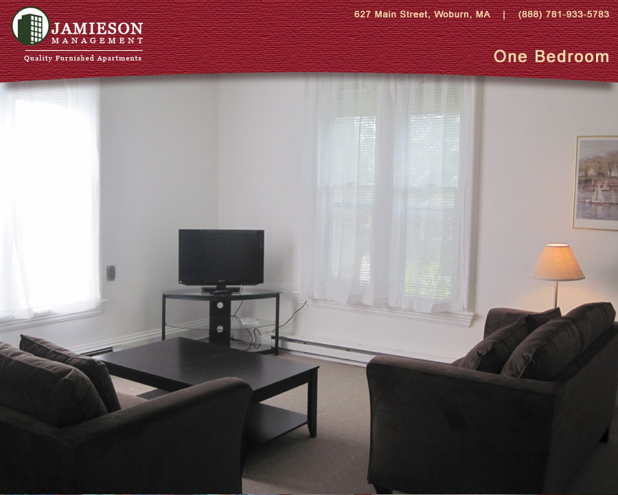 furnished apartments boston one bedroom apartment 627 main street