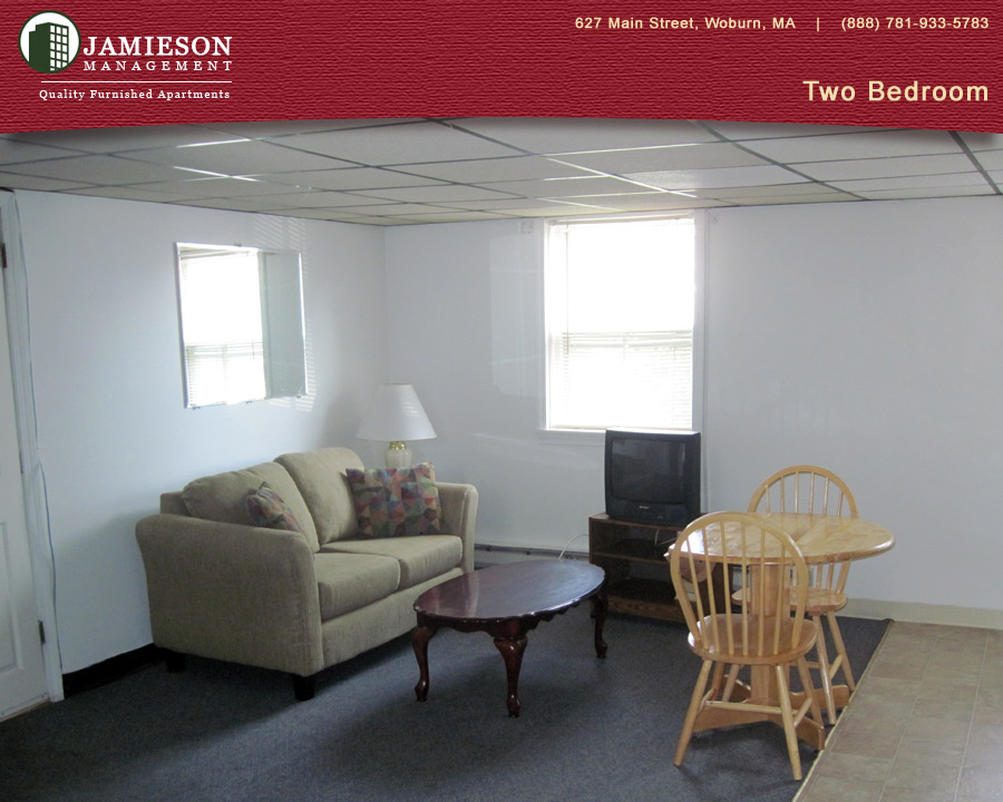 furnished apartments boston two bedroom apartment 627 main street