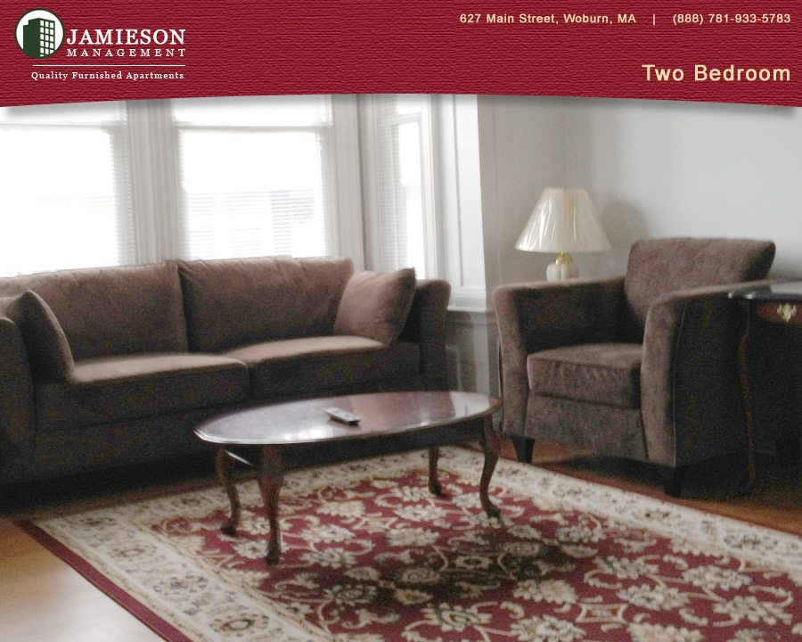 Furnished Apartments Boston Two Bedroom Apartment 79