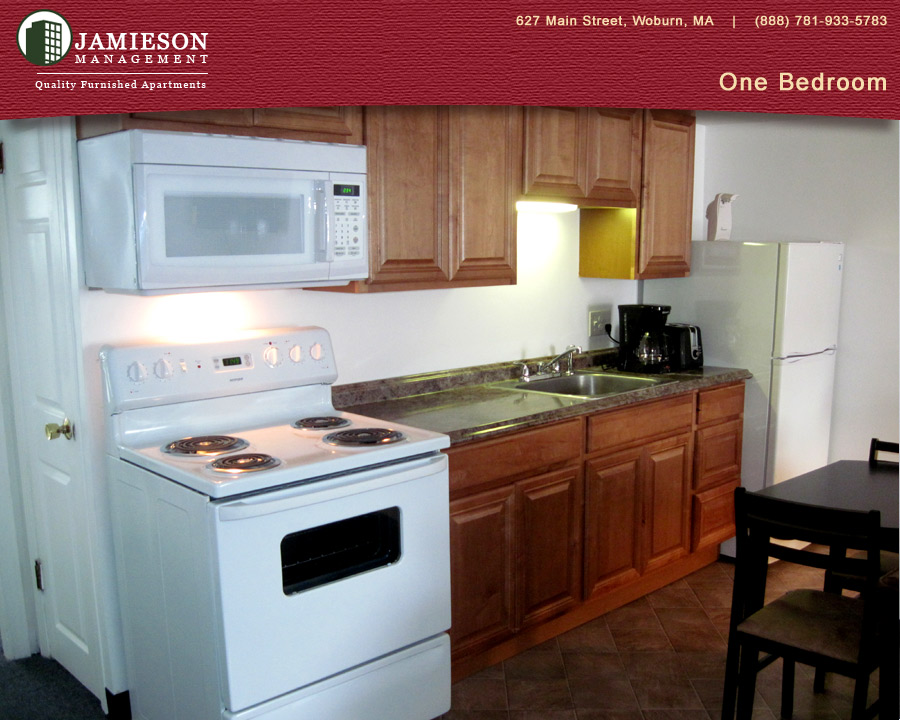Furnished Apartments Boston | One Bedroom Apartment | Winn ...